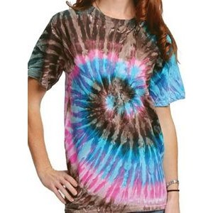 Heavyweight Cotton Tie-Dyed T-Shirt